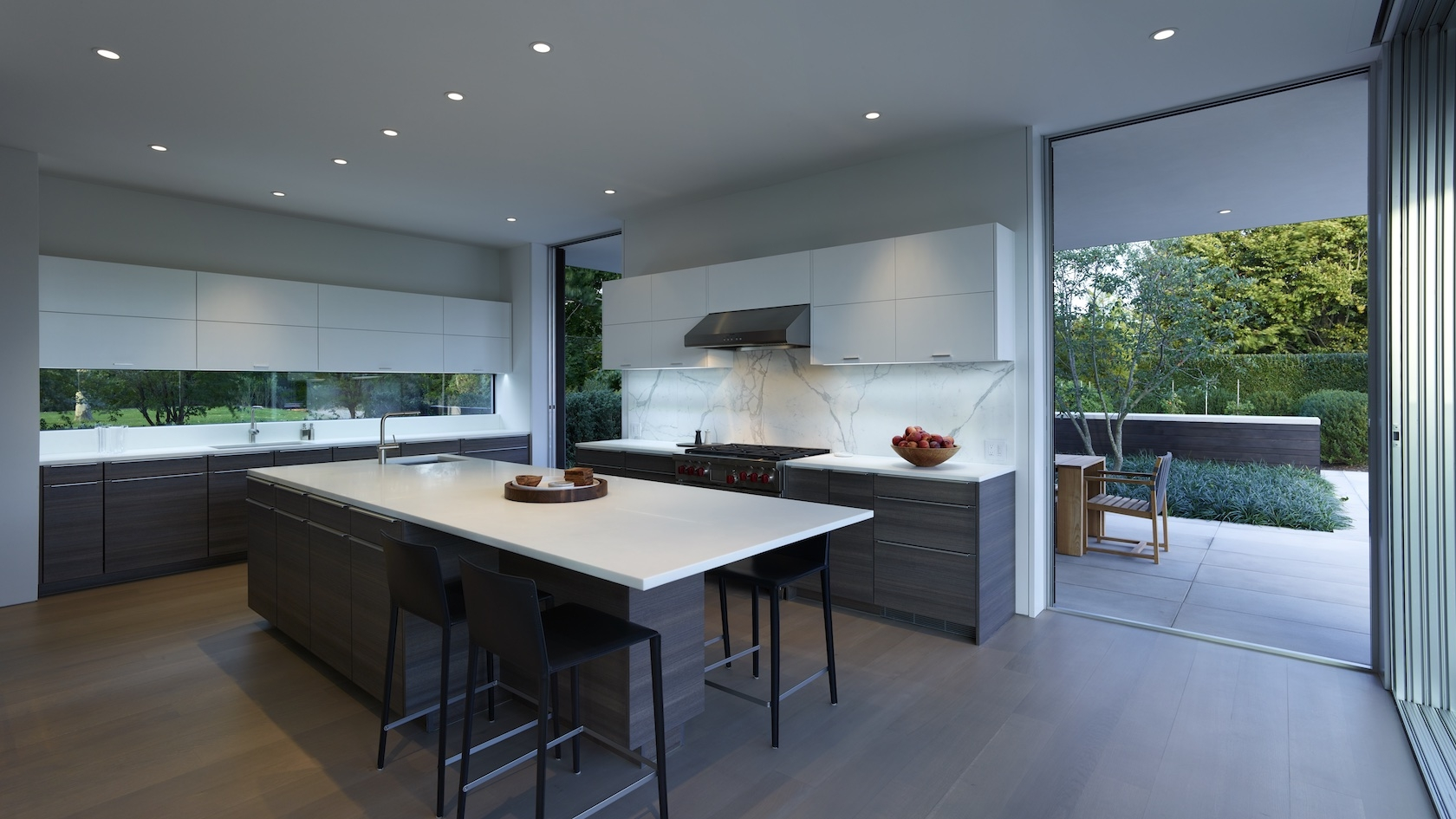 Sagaponack House Modern Kitchen