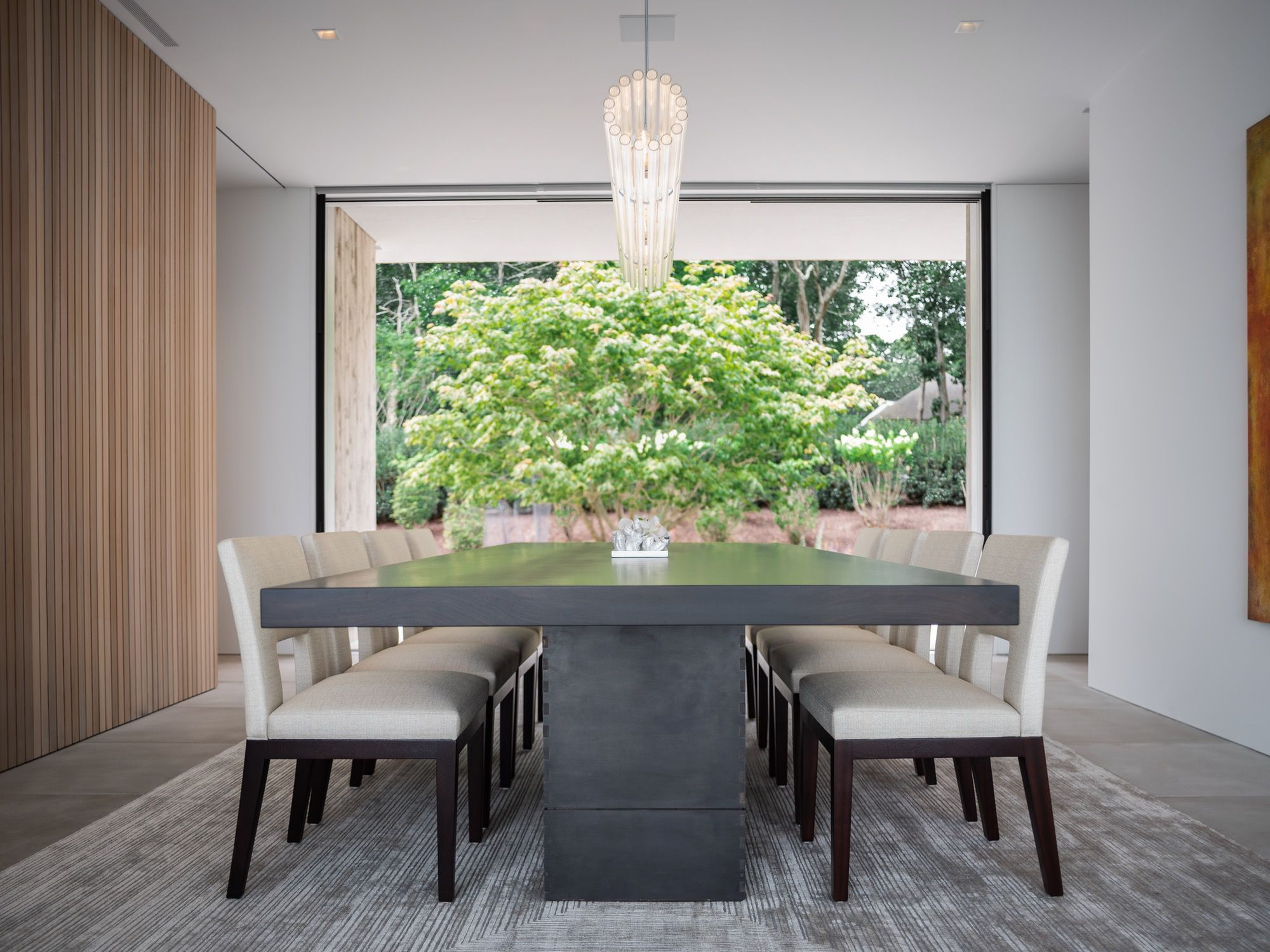 Modern Interior Design Custom Furniture Dining Table