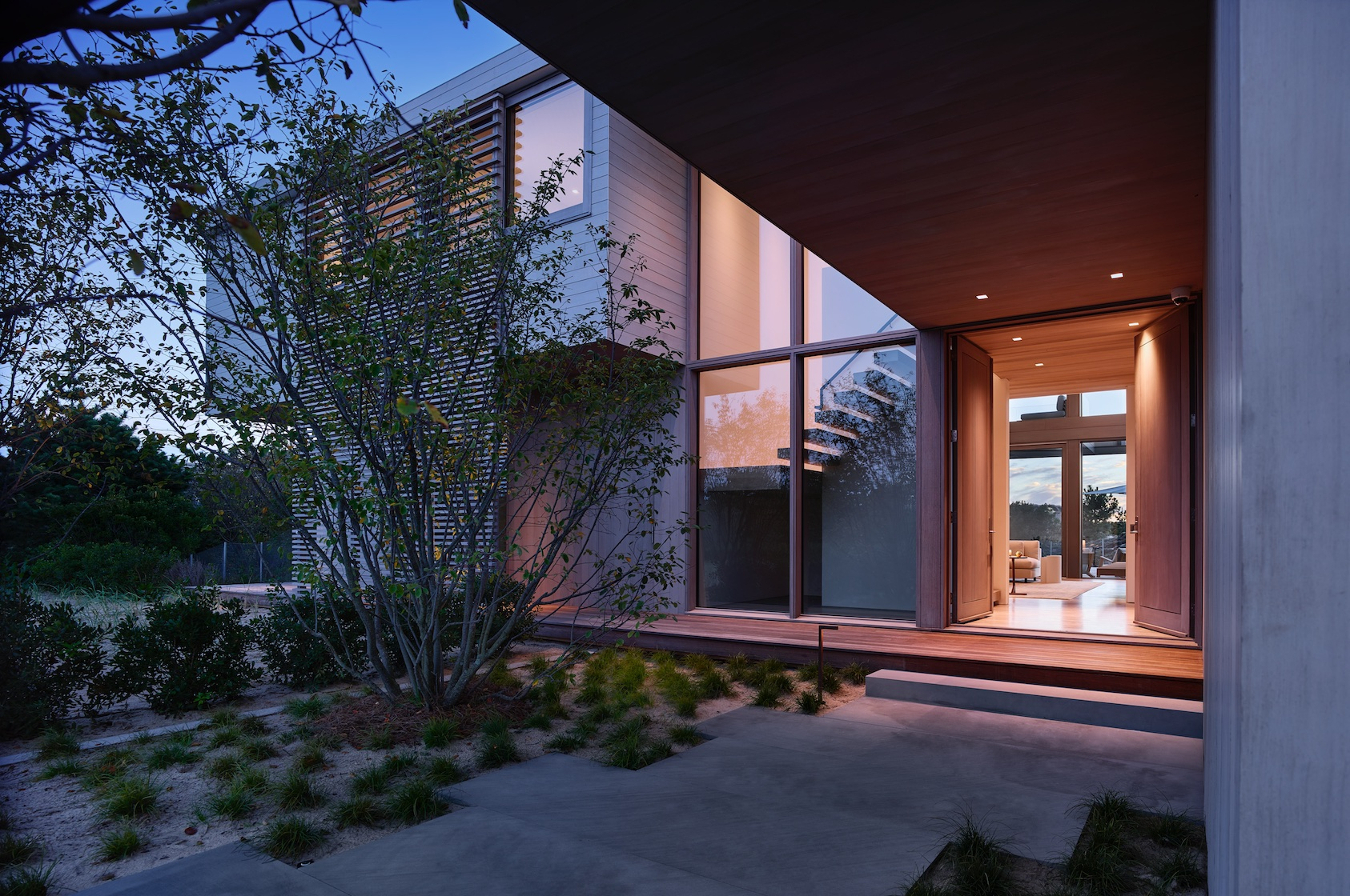 Stelle Lomont Rouhani Architects Modern Exterior